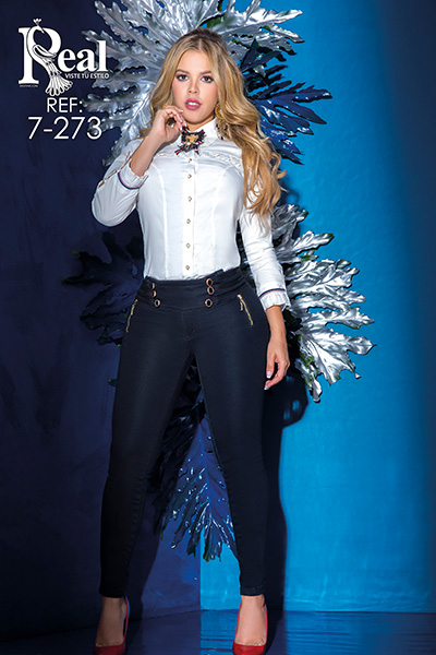 5ac20ba315 Nueva Colección Real Jeans Colombianos el Maximo Levantacola